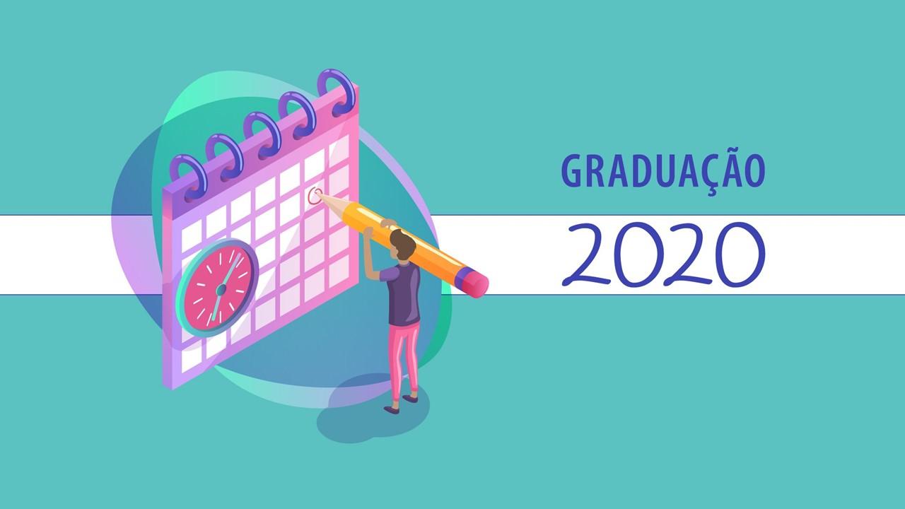 Confira o calendário acadêmico aprovado para 2020