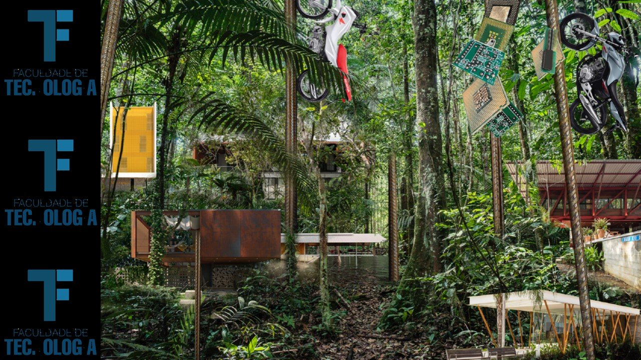 NAMA realiza Exposição de Arquitetura: Arquitetura Resiliente na Amazônia
